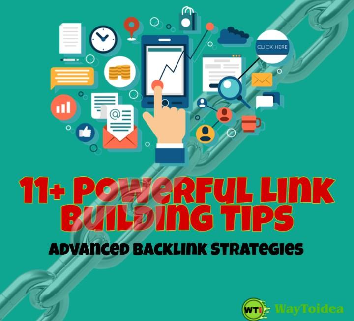 Advanced Backlinks Building Tips, Link Building Tips, Advanced Link Building