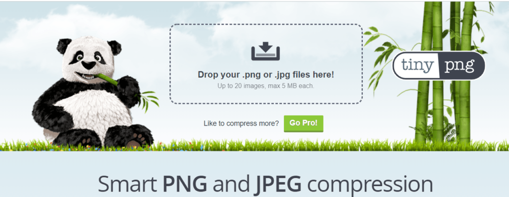 Tinypng image compressor