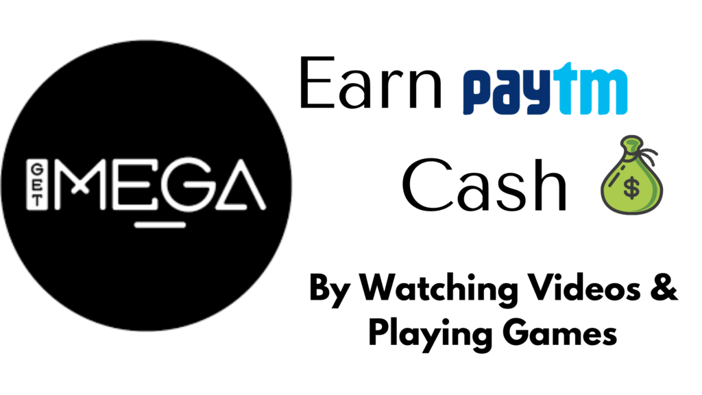 earn Paytm cash by watching videos and playing games